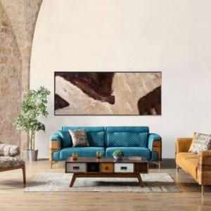Newmood Furniture Vega Stylish Sleeper Sofa Living Room Family Set