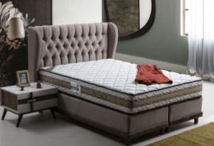 Fidanoglu Felix Bedroom Furniture Sets King Queen Full Vanity Dresses Bed Closet 3