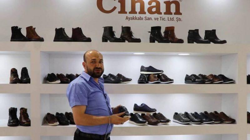Türkiye'de yapılan cihan ayakkabıları