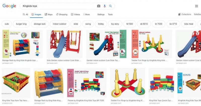 Yeniexpo ihracatçıları ürünleri google aramalarında daha üst sıralarda yer alıyor