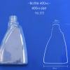 Tozbey plastic 400 ml pet bottles code 072