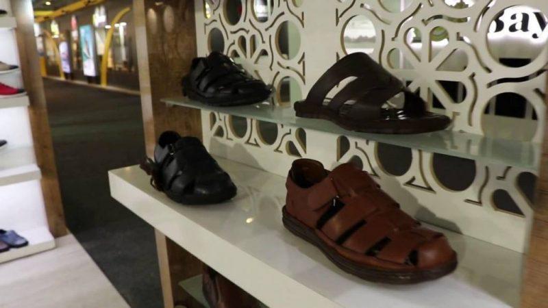 احذية صنادل و نعال جلد اصلي ماركة سيكيور صناعة تركية