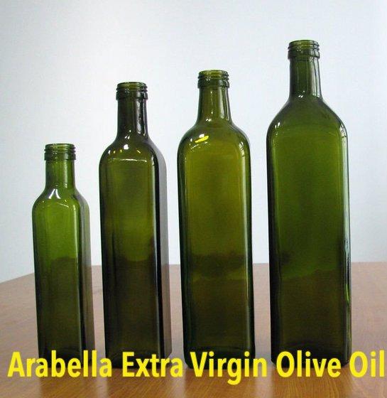 Extra virgin olive oil turkey in t