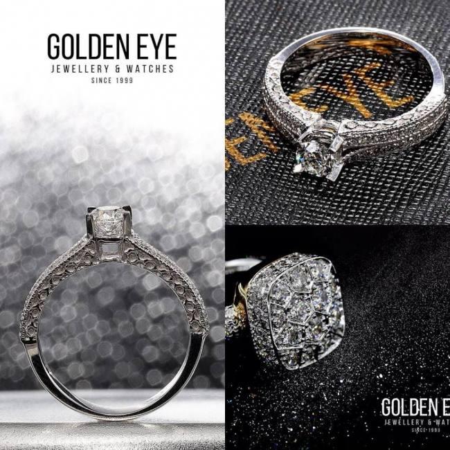 Golden Eye Jewellery