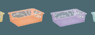 Kiwa metal natural vegetable serving rolling cart kitchen trolley 4 mesh storage basket rack with wheels