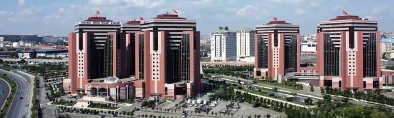 Yeniexpo.com ofisi şu anda İstanbul, dünya ticaret merkezi'nde