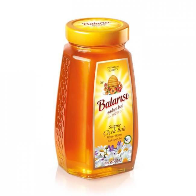 Balarisi flower pure natural and healthy honey 850 grams