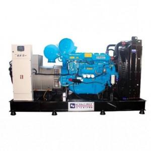 KJ Power 7 to 2500 KVA Standard El