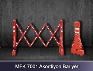 MFK Plastik Mfk7001 Red Expandable
