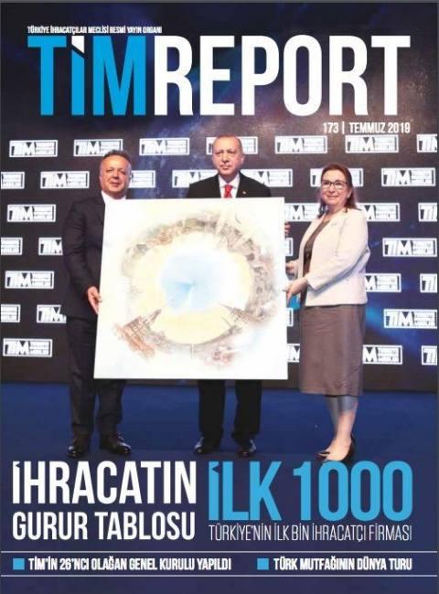 Tim report yeniexpo ihracat