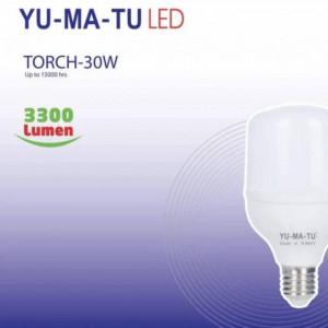 Yumatu 30W E27 White Led Light Bulb 3300 Lumens