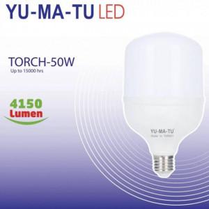 Yumatu 50W E27 White Led Light Bulb 4150 Lumens