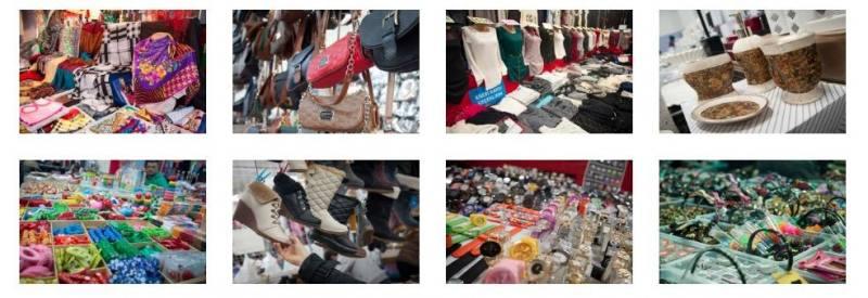 سوق الاتراك الاسبوعي😍 في باشاكشيهير في شمال اسطنبول  ارخص الاثمان والجودة العالية👍