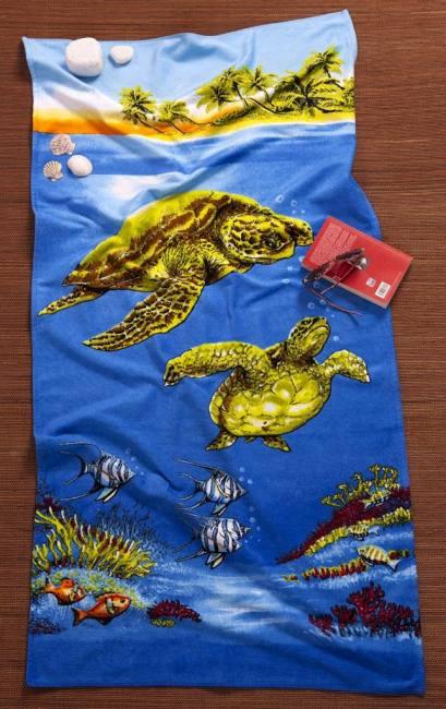 Berberler beach towels turkish cotton nautical anchor towel 160cm x 80cm – 60 x 30 in