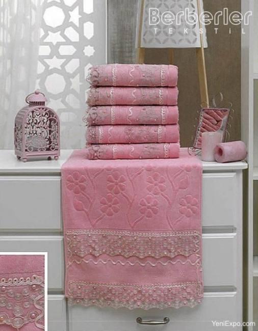 Berberler textile berra 100% turkish cotton bath towel collection
