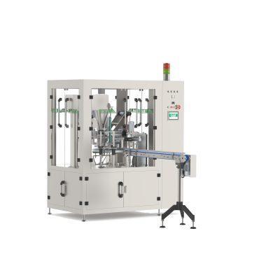 Capsule filling packing machine (1200 to 8000 pcs per/hour)