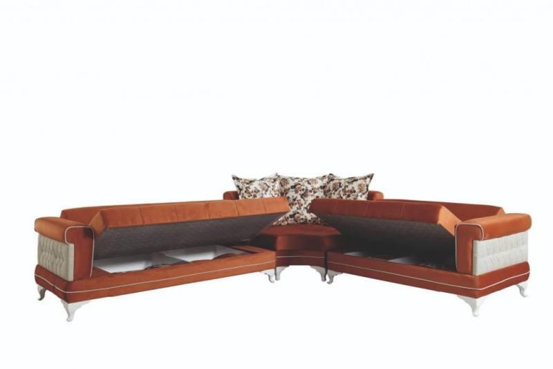 Corner Sectional Sofa Sleeper