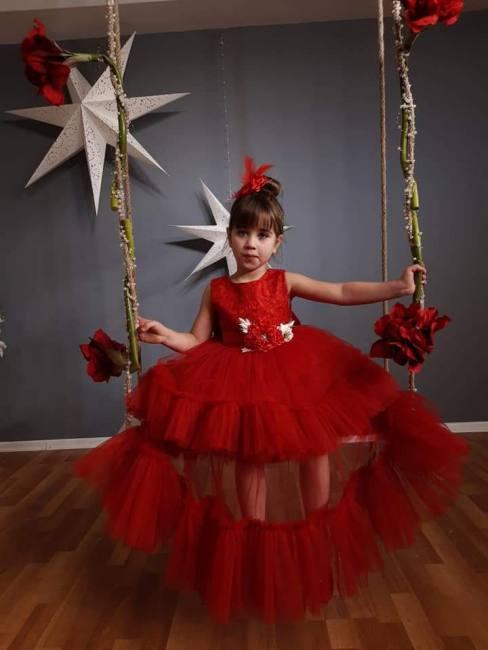 Kids pretty party dress
