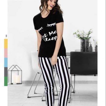 14 wholesale women soft cotton nightgown sleepwear pajamas export b2b yeniexpo com 1