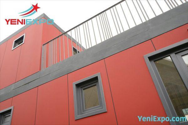 Modular prefab house nvilla violet