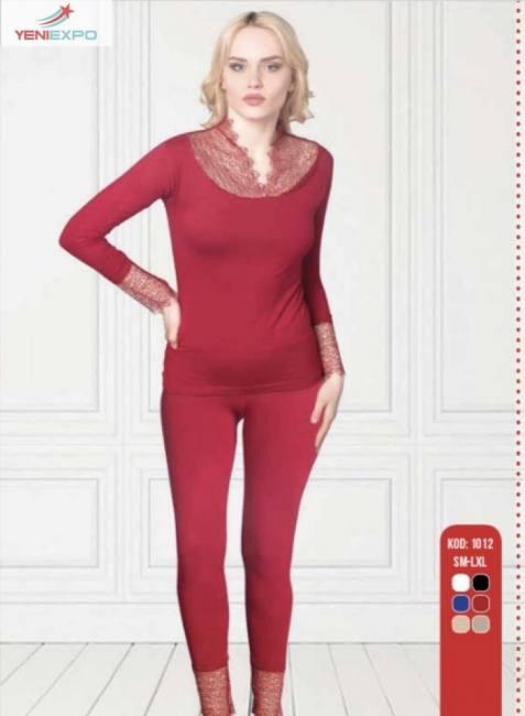 Ladies  leggings outfit  set  1012