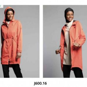 Women Comfortable Rain Coat J600.1