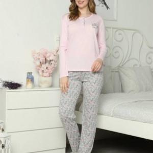 Women Comfy Soft Sleepwear 2512uk