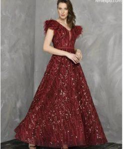 Woman wholesale glamour modern sho
