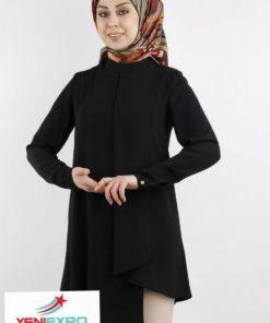 Women chic stylish long sleeve blo