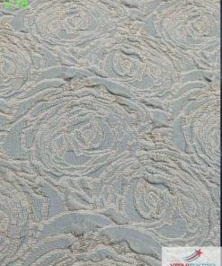 Jacquard textile fabric purple col