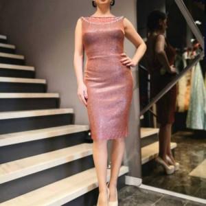 Refined Evening Formal Dress Luxur