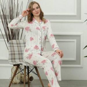 Women Comfy Soft Sleepwear 2488uy
