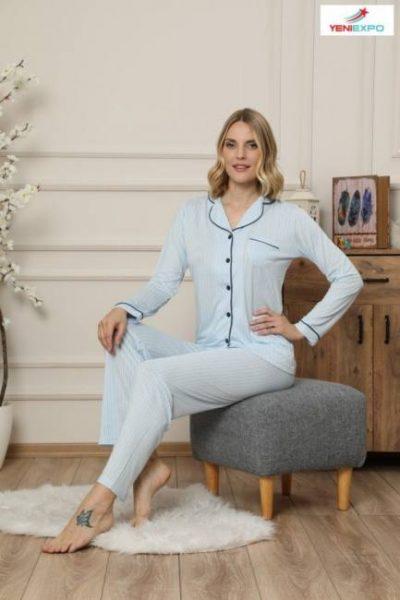Women comfy soft sleepwear 2507uy