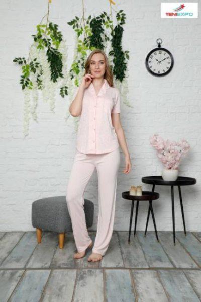 Women comfy soft sleepwear 2472uy