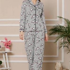 Women Comfy Soft Sleepwear 2479uy