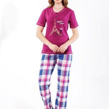 Women comfy soft sleepwear 2063ky