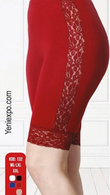 Ladies knee long  legging 132 sy s