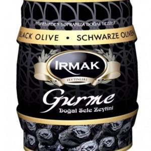 Irmak 700 gr Gurme Gourmet Black Olive