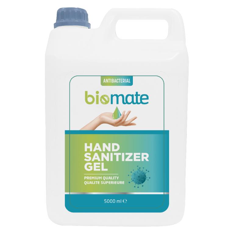 Biomate antibacterial hand sanitiz