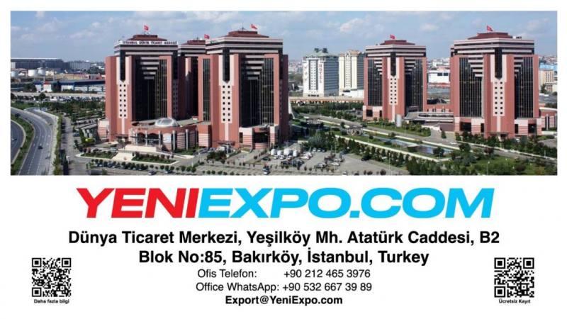 Yeniexpo ihracat export turkish exporters