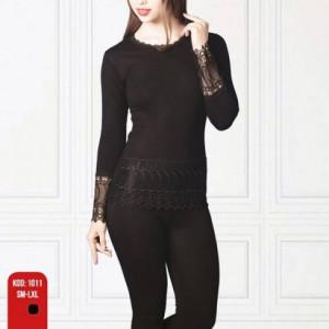 Ladies  Leggings Outfit  Set  1011