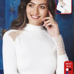 Women  exquisite  long sleeve  top