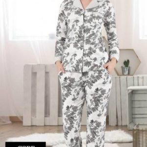 Yeniexpo women lady soft comfy sleepwear pajama26