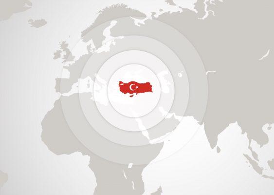 Turkey strategic location offers fast delivery and 1.5 billion consumer market reach