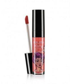 Handmade matte liquid lipstick lon