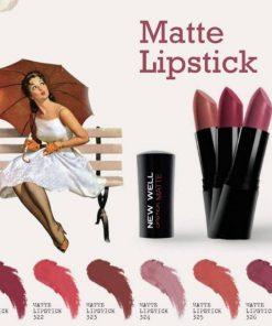 Handmade matte lipstick long lasti