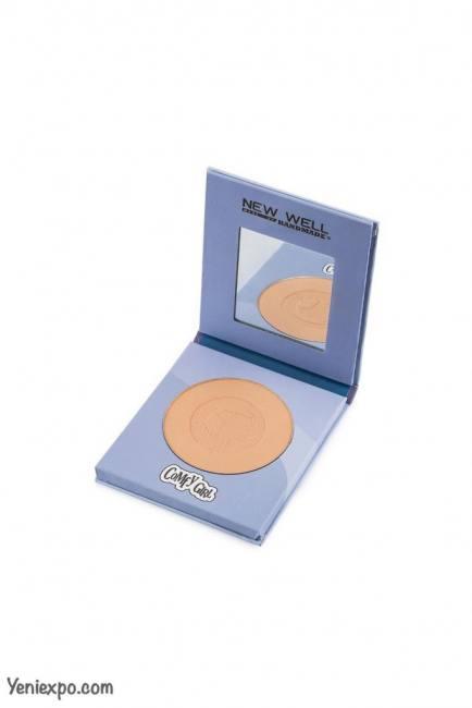 Top compact powder makeup new 104