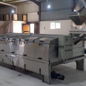 Olive Paste Kneading Malaxer Stainless Steel Powerful 2000 kg/h Al-Sadoun