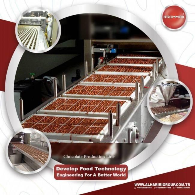 Food filling machine al hariri group alharirigrup yeniexpo exporter