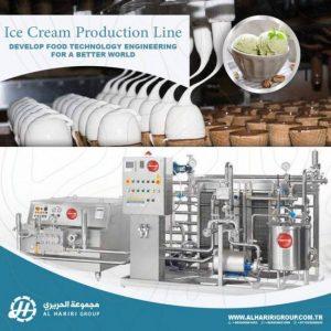 Ice Cream Making Filling Machines